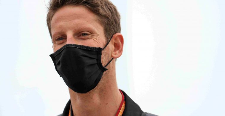 Extra night for Grosjean in hospital, Steiner discusses potential Abu Dhabi return