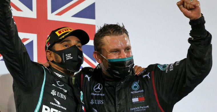 Hamilton comes first on the list for Sports Personality of the Year