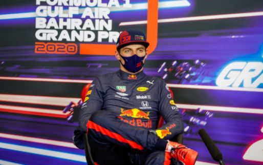 Verstappen asked about his heroes from F1 history: 'None'.
