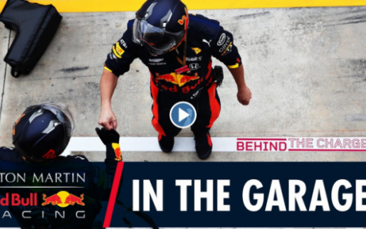 VIDEO: A unique look behind the scenes at Red Bull Racing