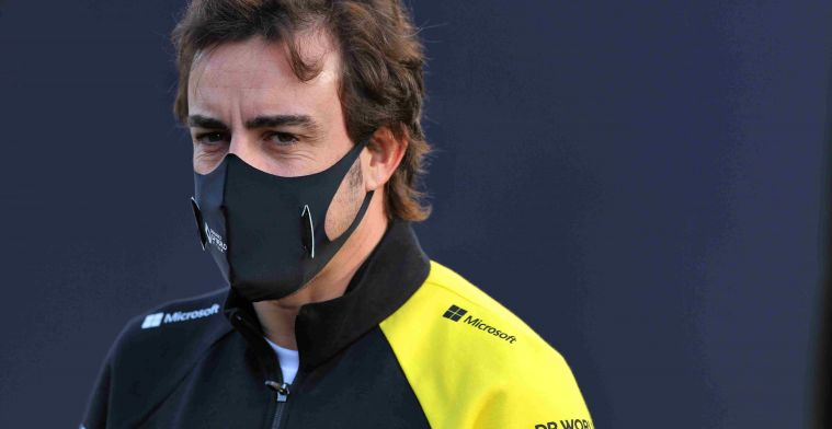 FIA makes exception to rules for Alonso