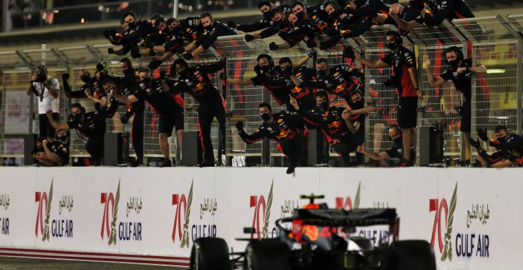 Late safety car cost Verstappen victory in Bahrain, Shovlin now admits