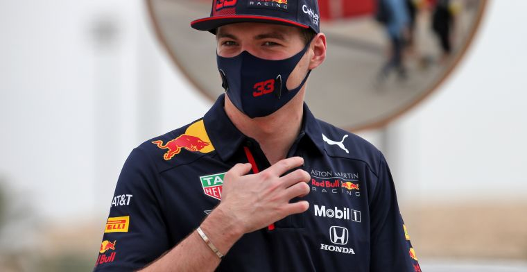 Verstappen jokes: 'My father thinks I'm way too relaxed'