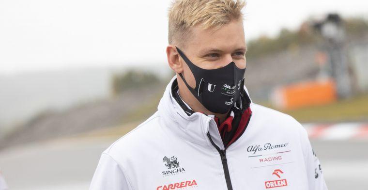 'Schumacher nu al kopie van vader Michael'