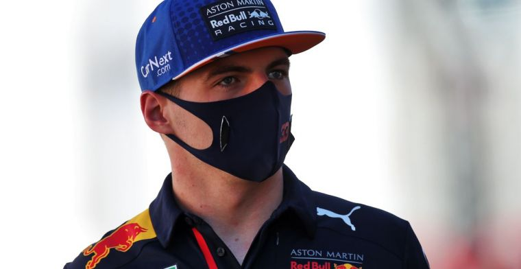 Verstappen: The blue flags this weekend will be interesting