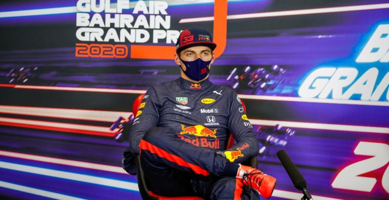 Verstappen: 'People have misunderstood me about this'