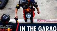Image: VIDEO: A unique look behind the scenes at Red Bull Racing