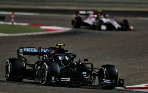 LIVE: FP2 ahead of the Sakhir Grand Prix - Can Russell match teammate Bottas?
