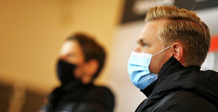 Magnussen leaves Formula 1; moves to IMSA