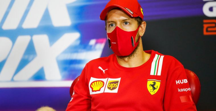 Vettel: 'I'm ready to help him wherever I can'