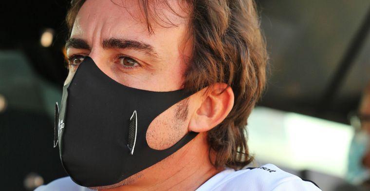 Renault bevestigt: Alonso komt in actie tijdens 'young driver' testdagen Abu Dhabi