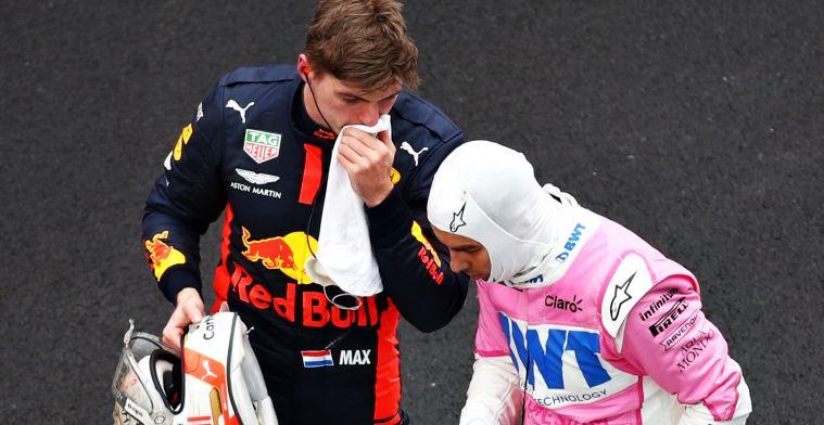 Waarom Perez niet dezelfde rol wil gaan vervullen als Vandoorne bij Mercedes