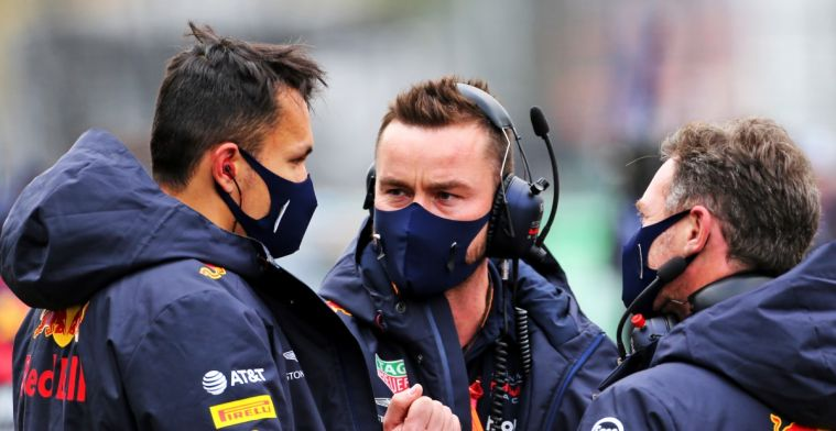 Horner defends Albon: I think you should look at how Max has developed