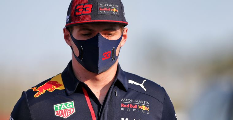 "Verstappen: ""This is not a race circuit"""