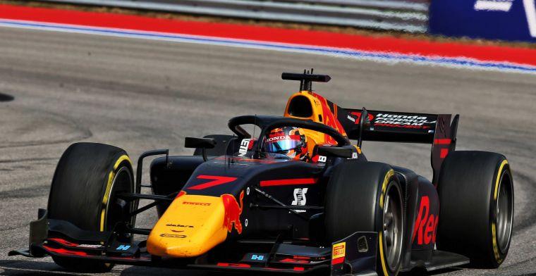 Chaos bij F2-kwalificatie: Tsunoda op pole, titel voor Schumacher in gevaar na P18