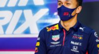 Image: Albon satisfied overall with Red Bull race pace
