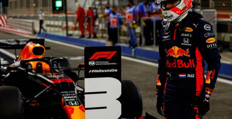 Voorlopige startgrid GP Sakhir: Albon en Vettel ver achter hun teamgenoten
