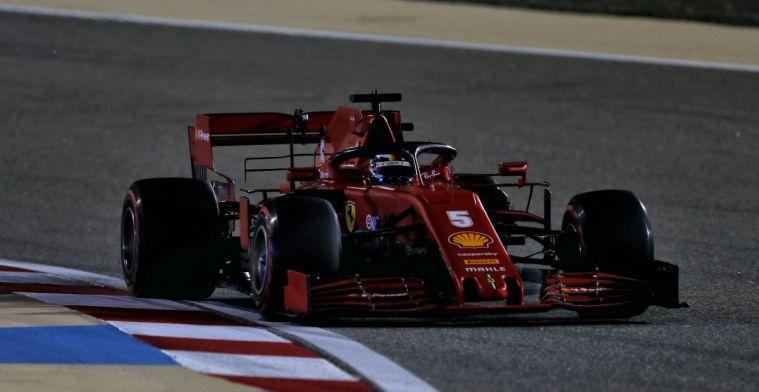 Is Ferrari op tijd klaar voor kwalificatie Sakhir?