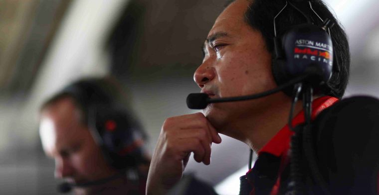 Tanabe: 'On behalf of Honda, I would like to congratulate Perez'