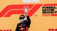 Afbeelding: Honda had contact met Marko na overwinning Tsunoda: 'Hij ziet hem continu groeien'