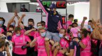 """Afbeelding: Pijnlijk randje aan overwinning Perez: """"Niet de beste coureurs rijden in F1"""""""