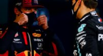 """Image: Verstappen on Russell disappointment: """"Good moment to lie down in front of camera"""""""