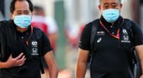 Image: Honda hopes for a fitting finale: 'Want to fight to the end'