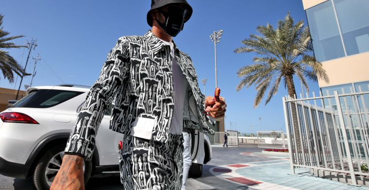 F1 Social Stint | Hamilton is back on the paddock and comes back in style