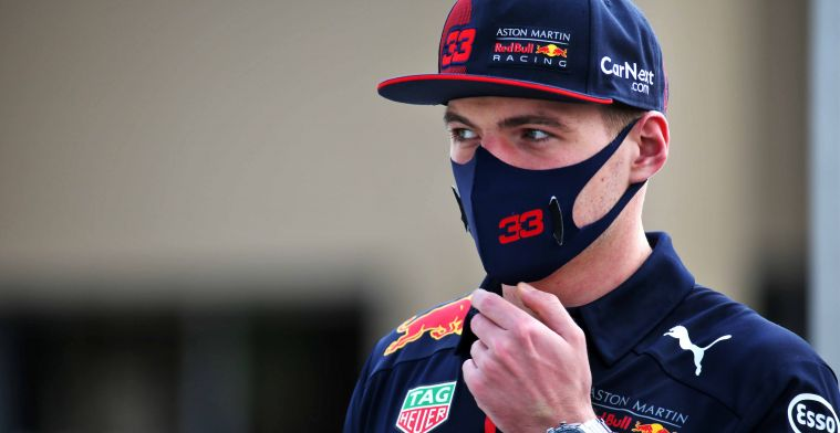 Verstappen delighted with first pole of 2020!
