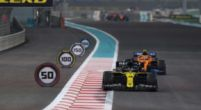 """Image: Ricciardo on boring Abu Dhabi: """"Maybe we could play around with the layouts"""""""
