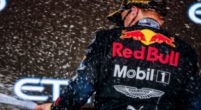 """Image: Hakkinen: """"None of this takes away from Max's great drive"""""""