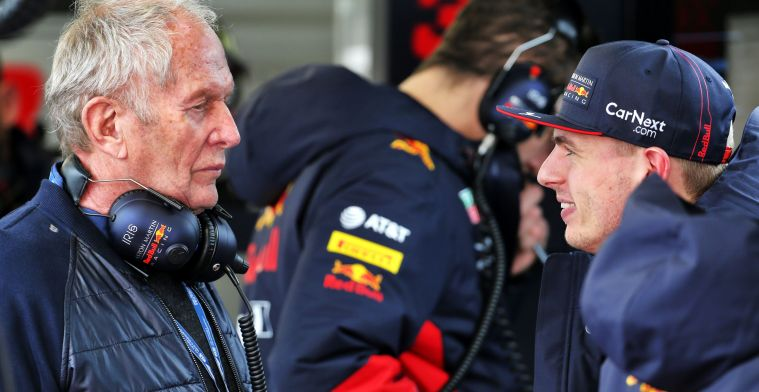 Marko sees another improvement area for Verstappen: 'Then he was not patient'