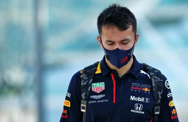 COLUMN: Why Alex Albon deserves another chance in F1 after Red Bull nightmare...