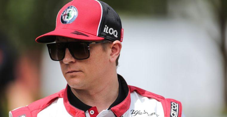 Raikkonen staat met prachtige actie weer in de schijnwerpers bij FIA gala