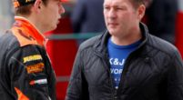 """Image: Verstappen was hard on his son: """"I don't think it was easy for Max"""""""