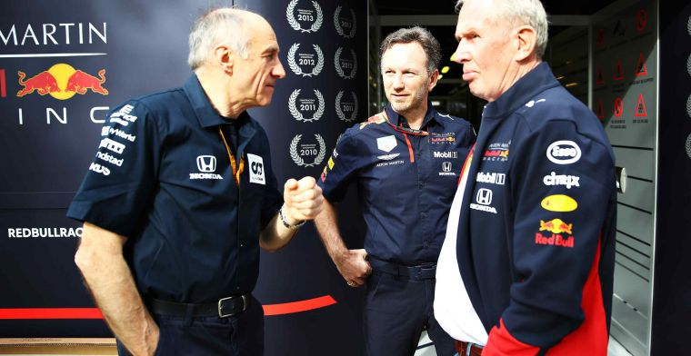 Tost ignored 'experts': 'I said: but not for Max Verstappen'