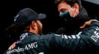 Afbeelding: Wolff heeft geen haast met contract Hamilton: 'Hangt geen speciale datum aan vast'