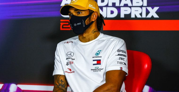 Contract Hamilton only about money? ''I would call it a matter of money''