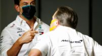 Image: McLaren happy with the arrival of Mercedes: 'Hear nothing but positive things'