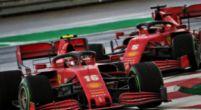 """Afbeelding: Sainz: """"Als Ferrari haar coureurs verzwelgt, wat doen deze teams dan?"""""""