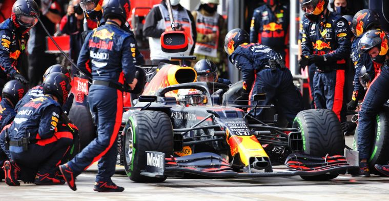 Marko doesn't even use Verstappen's 'excuse': 'That mistake was not decisive'