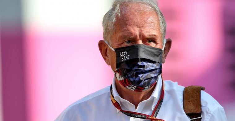 Marko doesn't understand Hamilton: 'How can the world's best driver say that?'