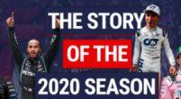 Afbeelding: 2020: Het verhaal van het GEKSTE Formule 1-seizoen uit de geschiedenis