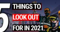 Image: FIVE Things To Look Out For In 2021 In Formula 1