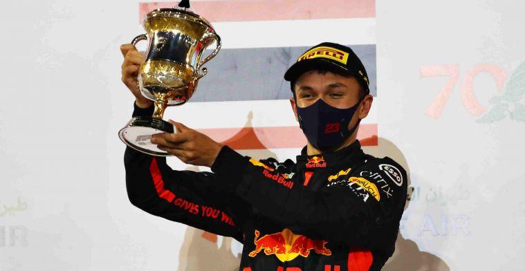 BREAKING | Alex Albon will drive in DTM next season