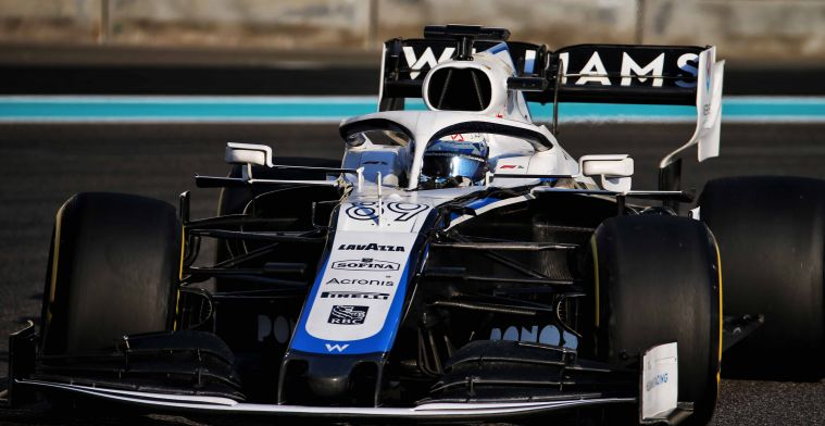 Williams strengthens ties with Mercedes for 2022