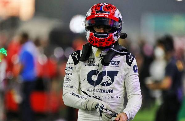 Gasly finally enjoys his first victory: 'It's not impossible'
