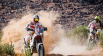 Afbeelding: LIVE | Dakar Rally 2021 etappe 4: =Bort wint weer, Van Loon haalt de top tien