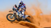 Image: Biker saves colleague's life during fourth Dakar stage