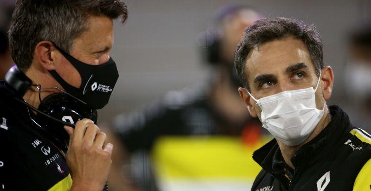 'Abiteboul has to leave Renault, Budkowski and Brivio take the lead'